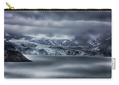 Mendenhahl Glacier Carry-all Pouch by Hugh Smith