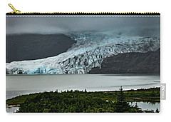Mendenhall Glacier Carry-all Pouch