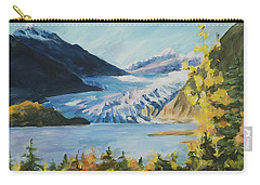 Mendenhall Glacier Juneau Alaska Carry-all Pouch