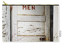 Men's Room Carry-all Pouch