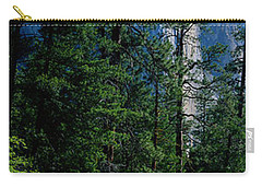 Merced River And El Capitan Yosemite Carry-all Pouch by Panoramic Images