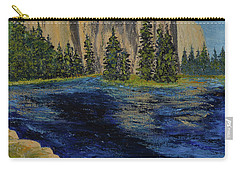 Merced River, Yosemite Park Carry-all Pouch