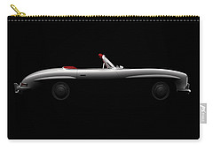 Mercedes 300 Sl Roadster - Side View Carry-all Pouch