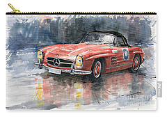 Mercedes Benz 300sl Carry-all Pouch