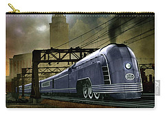 Mercury Train Carry-all Pouch