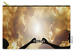 Carry-all Pouch featuring the photograph Mercy - Digital Art by Ericamaxine Price