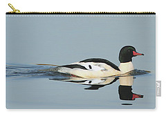 Merganser Panorama Carry-all Pouch