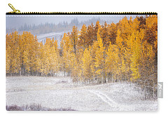 Merging Seasons Carry-all Pouch by Kristal Kraft
