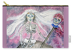 Meridol Queen Of The Undead Mermaids Carry-all Pouch