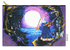 Merlin's Moon Carry-all Pouch