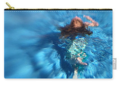 Mermaid Caroline Carry-all Pouch