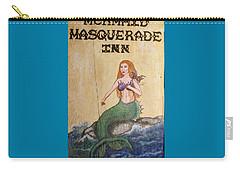 Mermaid Masquerade Inn Carry-all Pouch