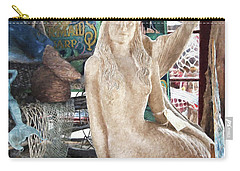 Mermaid Pondering Carry-all Pouch