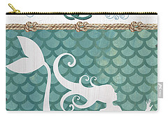 Mermaid Tail Carry-All Pouches