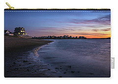 Merrimack River, Plum Island, Ma Carry-all Pouch by Betty Denise