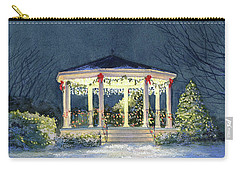 Merry And  Bright II Carry-all Pouch