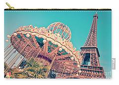 Parisian Carry-all Pouches
