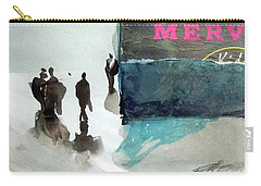 Mervy Carry-all Pouch by Ed Heaton