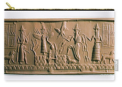 Mesopotamian Gods Carry-all Pouch