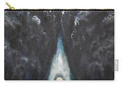 Messenger Carry-all Pouch by Cheryl Pettigrew