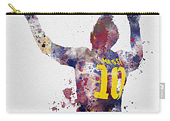 Messi Carry-all Pouch by Rebecca Jenkins