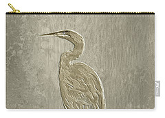 Metal Egret 4 Carry-all Pouch