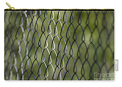 Metal Fence Carry-all Pouch