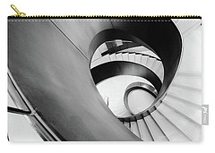 Metal Spiral Staircase London Carry-all Pouch
