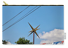Metal Star In The Sky Carry-all Pouch