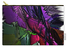 Metallic Spring Carry-all Pouch by Sara Raber
