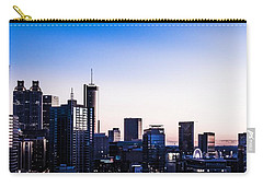 Metallic Sunset Carry-all Pouch