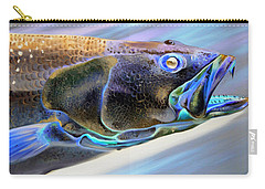 Metallic Trout Carry-all Pouch