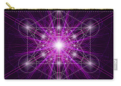 Metatron's Cube Original Carry-all Pouch