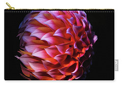 Meteor Dahlia Carry-all Pouch