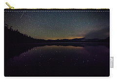 Meteor Over Chocorua Lake Carry-all Pouch