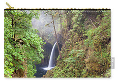 Metlako Falls In Columbia River Gorge Carry-all Pouch