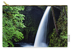 Metlako Falls Waterfall Art By Kaylyn Franks Carry-all Pouch