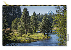 Metolius Springs Oregon Carry-all Pouch