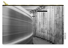 Metro #0110 Carry-all Pouch by Andrey Godyaykin