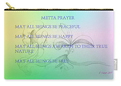 Metta Prayer Carry-all Pouch