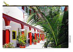 Mexican Hacienda Carry-all Pouch