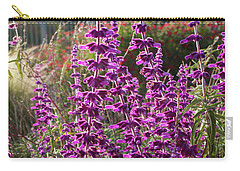 Mexican Sage Carry-all Pouch