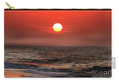 Mexico Beach Sunrise Carry-all Pouch