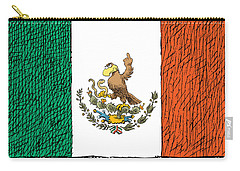 Mexico Flips Bird Carry-all Pouch