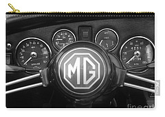 Mg Midget Dashboard Carry-all Pouch