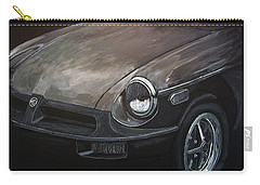 Mgb Rubber Bumper Front Carry-all Pouch
