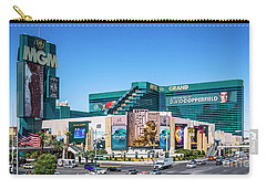 Mgm Grand Casino  2 To 1 Ratio Carry-all Pouch