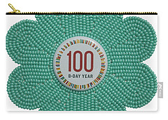 Mia Mint Green Carry-all Pouch
