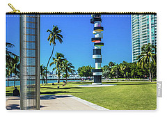 Miami Beach Series 4497 Carry-all Pouch