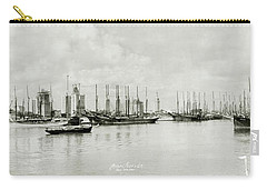 Miami, Florida Circa 1925  Carry-all Pouch by Jon Neidert